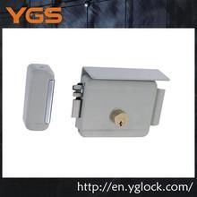 Electric remote control security waterproof electronic door lock