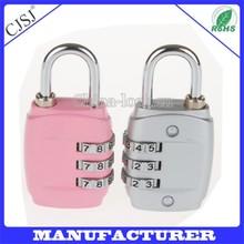 2015 factory price CR-13H security brand padlock switch plastic box with padlock