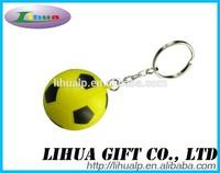 Hot Anti-stress Ball Keychain