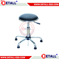 Durable manufacturer adjustable hot esd lab stool