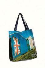 Top quality customized shoe drawstring bag