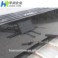 Man Made Galaxy Black Granite Countertops