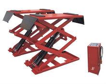 Comfortable Use scissor lift dump truck