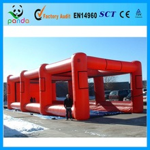 18M Giant Inflatable Batting Cage for Outdoor Sport Games
