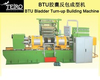 Motorcycle Tire Machine BTU Bladder Turn-up Building Machine