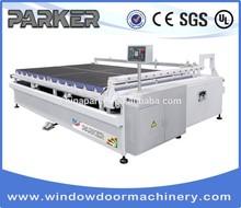 PARKER-glass cutting machine semi-automatic glass machine/manual glass cutting table/glass cutter