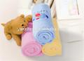 80 * 120cm almohada suave tacto, cojín, manta de bebé y niños