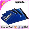Yason venden de color bolsas de correo de encargo mailingbag correo aéreo de china bolsa