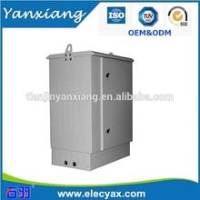SK-270 New style Outdoor equipment storage cabinet/rack case/telecom equipment outdoor cabinet with heat exchanger