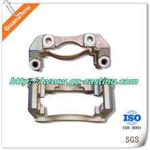 Iron casting auto parts yellow cover brembo brake caliper