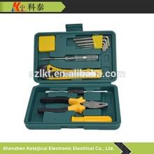 Mini 12pcs Household Tool Set,Hand Tools,Home tool kit