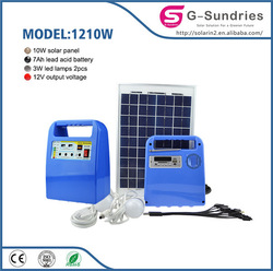 Portable Solar Power Systerm Kits/camping kits 48v solar air conditioner system