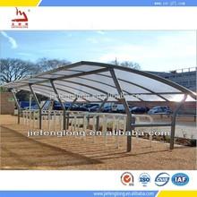 6mm Solar Silver Polycarbonate Sun Sheet PC Sheet