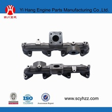 customized automobile diesel engine exhaust system spare parts