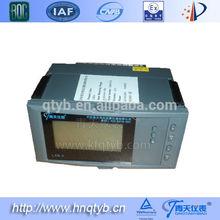 gas flow totalizer meter