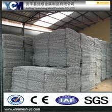 Retaining Wall Metal Wire Mesh Gabion Box Stone Cage