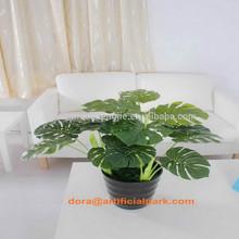SJH010623 cheap artificial plants green foliage plants indoor ornamental plants