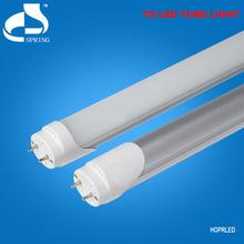 Energy saving good performance g13 bi pin t8 8w led tube