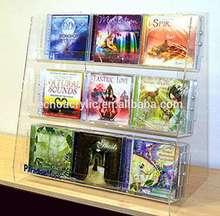 Modern best sell cd shop display equipment