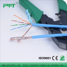 SFTP cat5e lan cable fast speed solid conductor