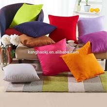 Various colors sofa massage throw pillow,dark and light colors throw pillow,bright colors wonderful sofa bed floor throw pillow