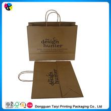 valentine paper gift bag
