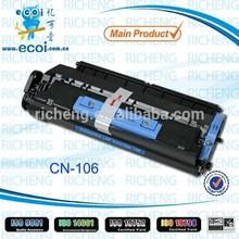 Compatible for CN-106 laser cartridge, laser cartridge ,top toner