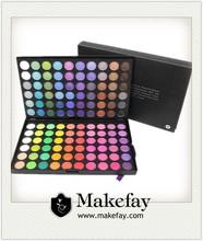 Fashion high quality 120 color eyeshadow palette shinny eye shadow 5#