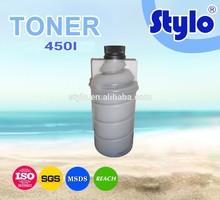 Coiper toner for ricoh 450I