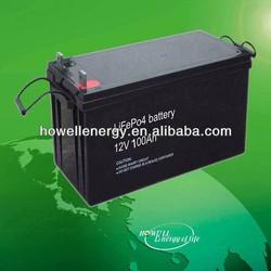 China make 12v lifepo4 car battery /rechargeable lifepo4 battery pack /12v 1000ah lifepo4 battery for car