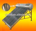 De cobre de la bobina de la tubería a presión calentador de agua solar( directo del sistema solar)