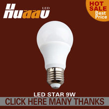 dimmable 2700k warm white e27 9w amusement led bulb