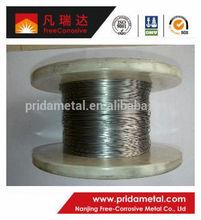 High temperature alloy Inconel 718 wire W.Nr.2.4668