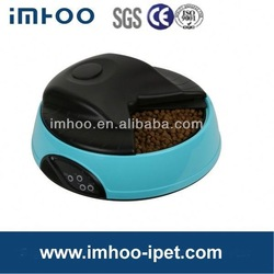 Hot 4 Meal LCD Automatic Pet Feeder large dog feeder