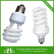 U shape CFL principle energy saving bulb light -11w,15w 18w 20w 23w 30w - Factory sale Sample Free!