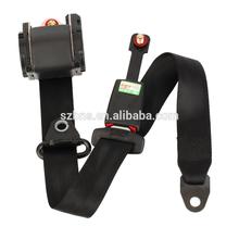 Otomatik retraktör, araba 3 nokta retraktör emniyet kemeri. 3 noktalı emniyet kemerleri