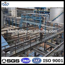 China Hebei province Anping floor grating/Anping welded metal grating mezzanine