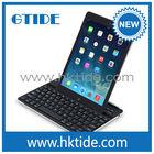 Hot Sale Colorful Aluminium Bluetooth Keyboard For ipad Air Smart Case