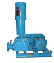 biogas compressor biogas booster three lobes roots blower