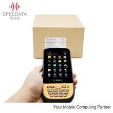 WINCE mobile android OS UHF RFID handheld symbol 1d 2d barcode label scanner
