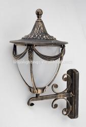 classic aluminium garden light - 8191