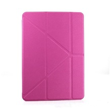 New Arrival ! Ultra thin leather case for apple iPad Mini air, for apple ipad air leather case
