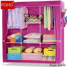 Bedroom and wardrobe designs space save bedroom wardrobe design (FH-CM0505)