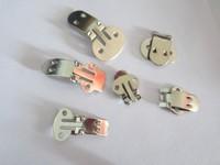 factory custom high quality DIY blank metal shoe clip for shoe