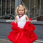 wholesale girls fluffy pettiskits kids petticoats baby tutu skirts party dance dresses for girls