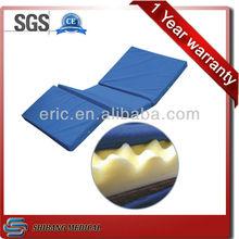2014 Waterproof&fireproof gel mattress for hospital bed