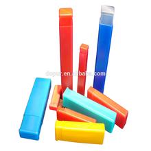 PE telescopic square plastic telescopic tube