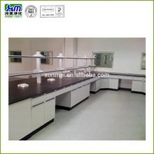 School epoxy resin lab bench top