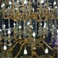 splendide 2015 led lampe lustre en cristal lampe de table lampe lendant