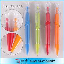 nice design colorful cup shape pen